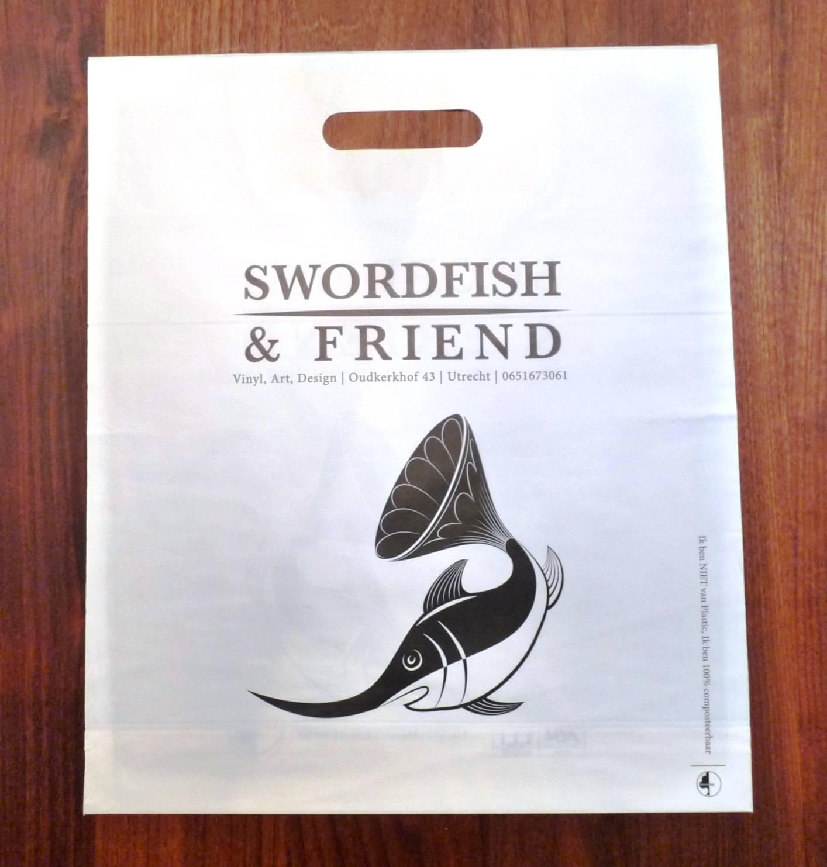 Cornstarch bags - EN 13432 - Biodegradable - Goodie Bag